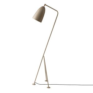 Tilted Floor Lamp